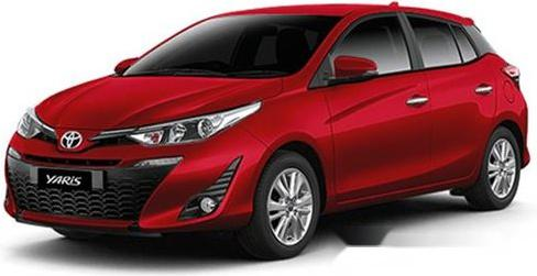 2019 Toyota Yaris for sale in Legazpi -4