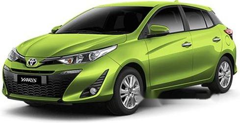 2019 Toyota Yaris for sale in Legazpi