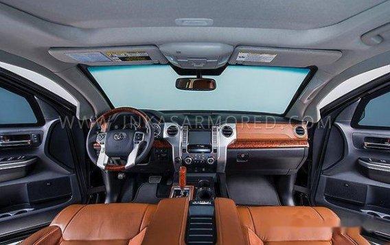 Black Toyota Tundra 2019 Automatic Gasoline for sale-4