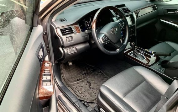 2016 Toyota Camry for sale in Manila-5