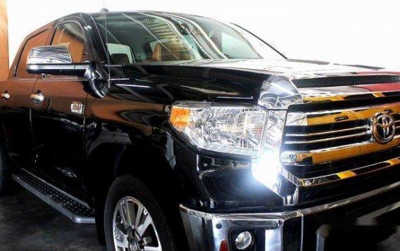 Black Toyota Tundra 2019 Automatic Gasoline for sale-2