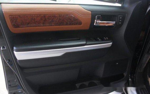 Black Toyota Tundra 2019 Automatic Gasoline for sale-7