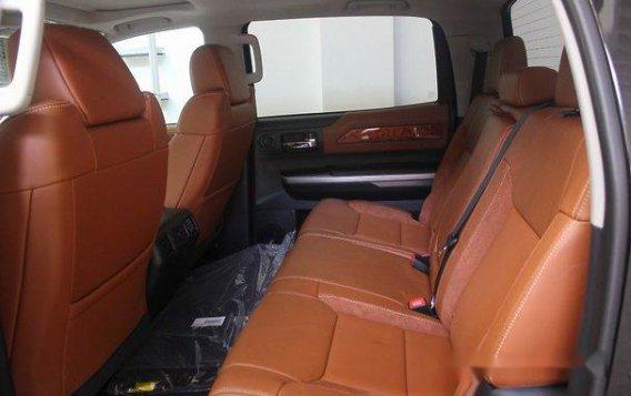 Black Toyota Tundra 2019 Automatic Gasoline for sale-5