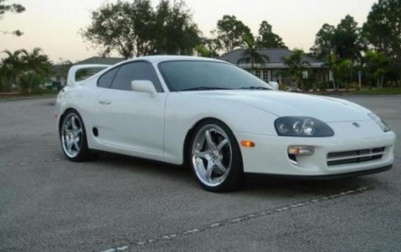2nd hand Toyota Supra for sale in Manila-1