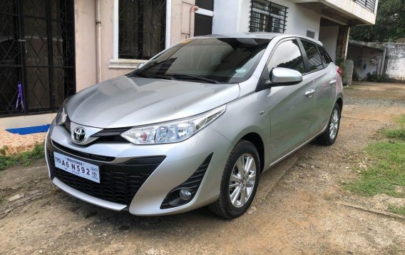 2019 Toyota Yaris for sale in Marikina -1