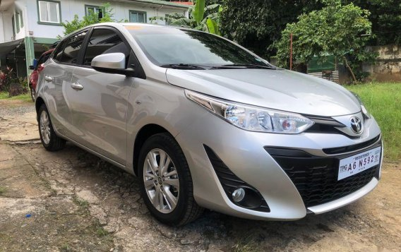 2019 Toyota Yaris for sale in Marikina -4