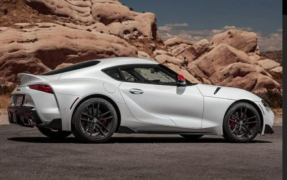 2020 Toyota Supra for sale in Manila