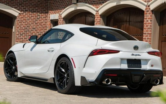 2020 Toyota Supra for sale in Manila-1
