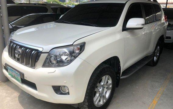 2012 Toyota Land Cruiser Prado for sale in Manila-1