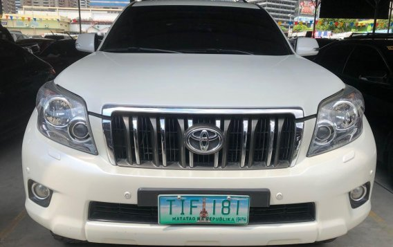 2012 Toyota Land Cruiser Prado for sale in Manila