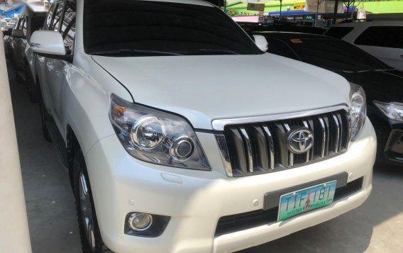 2012 Toyota Land Cruiser Prado for sale in Manila-5