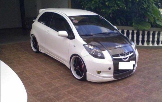 2010 Toyota Yaris for sale in Makati