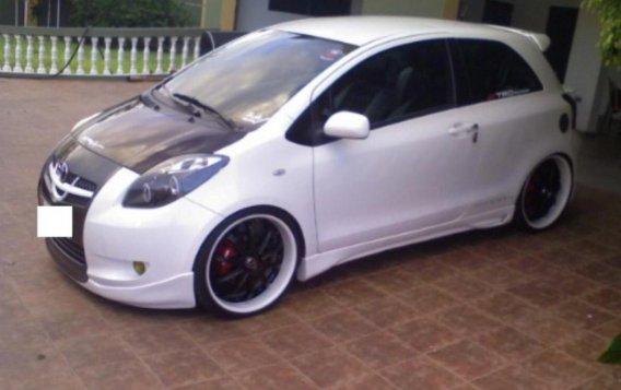 2010 Toyota Yaris for sale in Makati-1