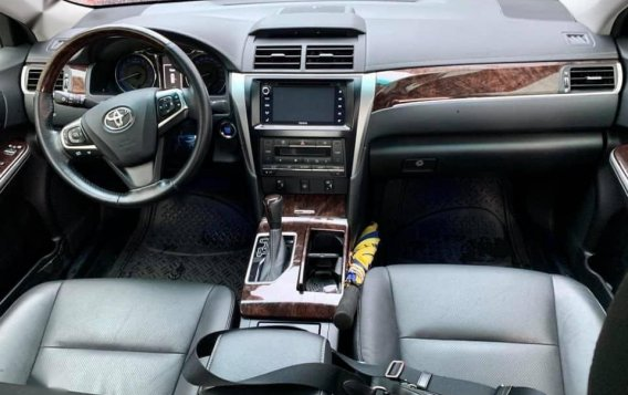 Toyota Camry 2016 for sale in San Juan-9