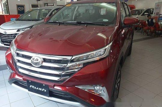 2020 Toyota Rush for sale in Manila