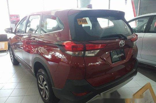 2020 Toyota Rush for sale in Manila-1
