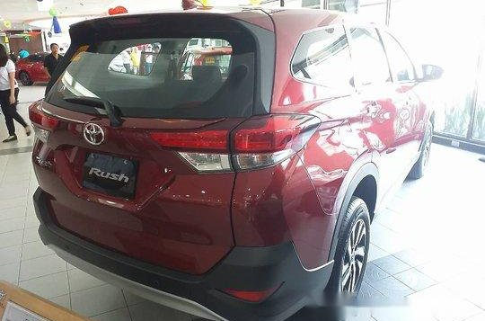 2020 Toyota Rush for sale in Manila-2