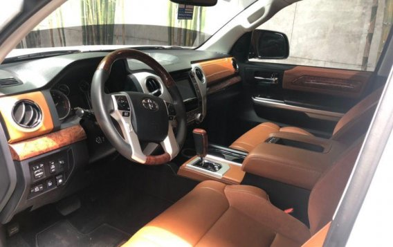 2018 Toyota Tundra for sale in Quezon City-4