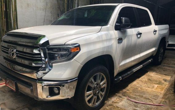 2018 Toyota Tundra for sale in Quezon City