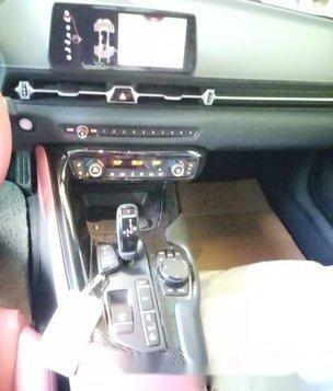 Selling White Toyota Supra 2019 Automatic Gasoline -8