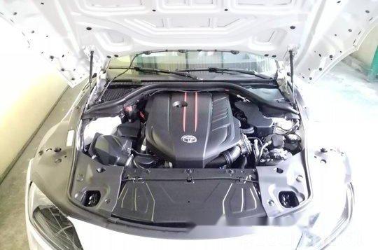 Selling White Toyota Supra 2019 Automatic Gasoline -9