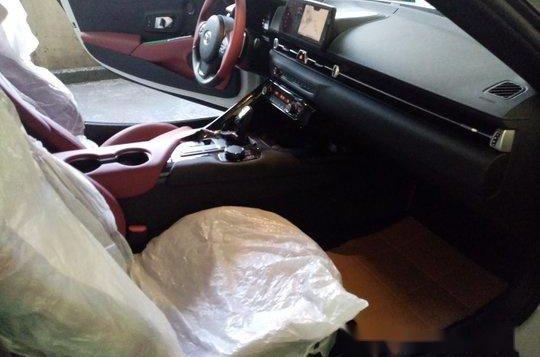 Selling White Toyota Supra 2019 Automatic Gasoline -7