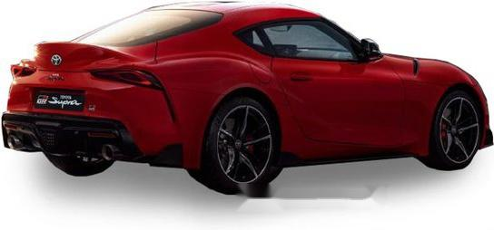 Selling Red Toyota Supra 2019 in Pasig-2