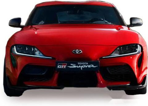 Selling Red Toyota Supra 2019 in Pasig-1
