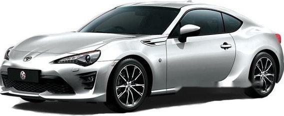 Selling Toyota 86 2019 Manual Gasoline -1