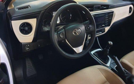 2018 Toyota Corolla Altis for sale in Quezon City -5
