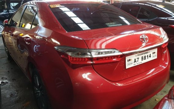 2018 Toyota Corolla Altis for sale in Quezon City -3
