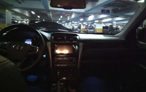 2016 Toyota Camry for sale in Manila-8