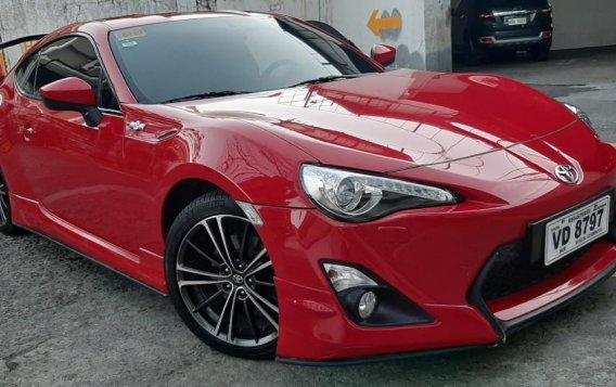 2015 Toyota 86 for sale in Quezon City