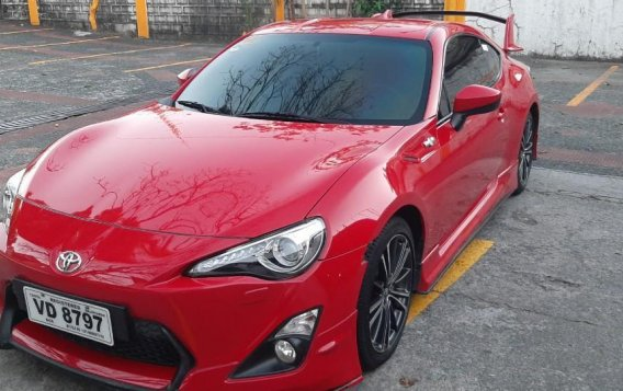 2015 Toyota 86 for sale in Quezon City -1
