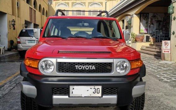 Toyota Fj Cruiser 2015 for sale in Metro Manila-2