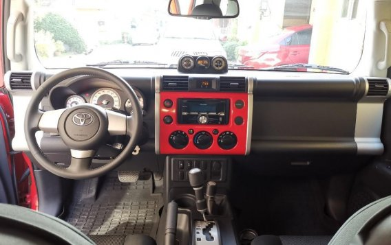 Toyota Fj Cruiser 2015 for sale in Metro Manila-5
