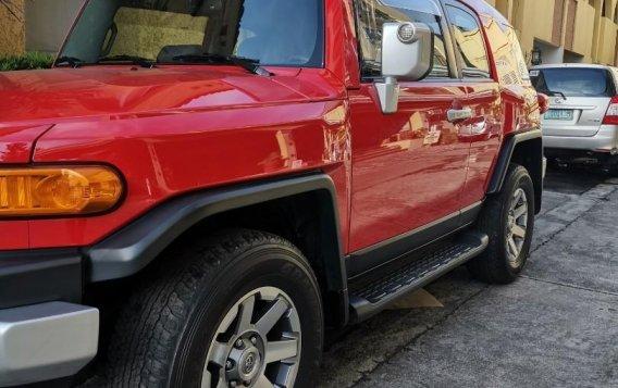 Toyota Fj Cruiser 2015 for sale in Metro Manila-1