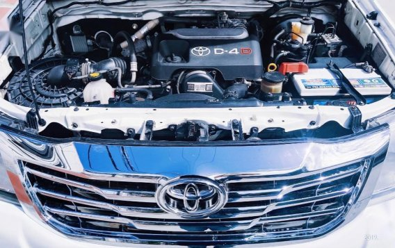 Toyota Hilux 2014 for sale in Quezon City-6