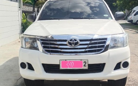 Toyota Hilux 2014 for sale in Quezon City-1