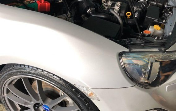 Selling Silver Toyota 86 2019 in Manila-5