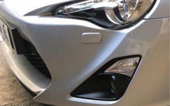 Selling Silver Toyota 86 2019 in Manila