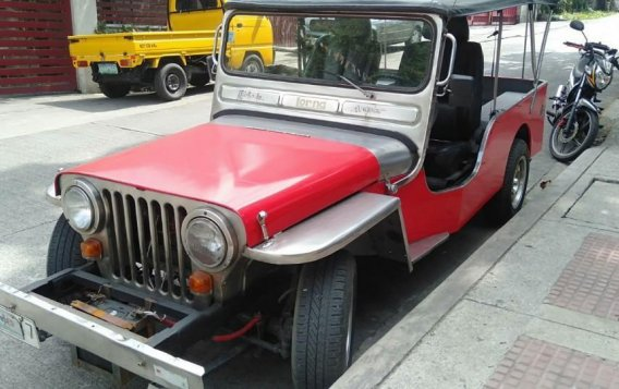 Selling Red Toyota Tundra 1993 in Quezon City-2