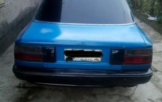 Blue Toyota Corolla 1991 for sale in Manila-1