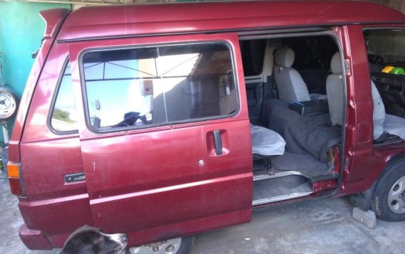 Red Toyota Lite Ace 1993 for sale in Manual-1