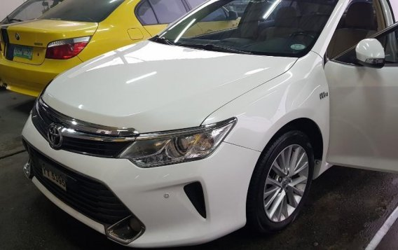 Toyota Camry 2016 for sale in Pasig