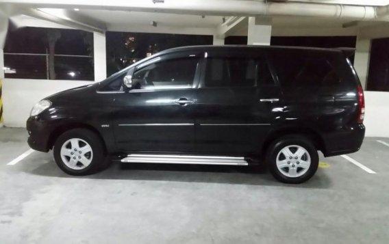 Black Toyota Innova 2006 for sale in Manila-2