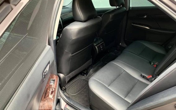 Selling Grey Toyota Camry 2016 in Taguig-8