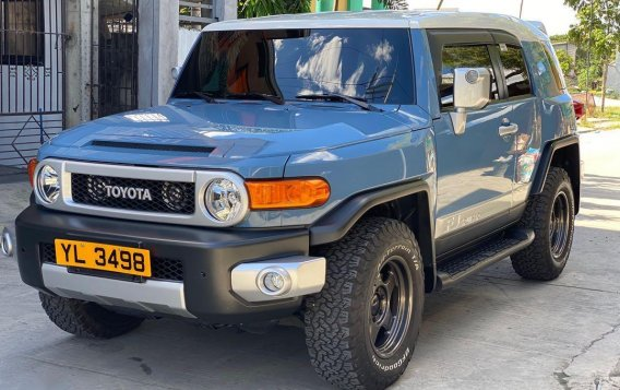 Toyota Fj Cruiser 2015 for sale in Guiguinto-2