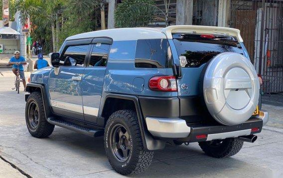 Toyota Fj Cruiser 2015 for sale in Guiguinto-4