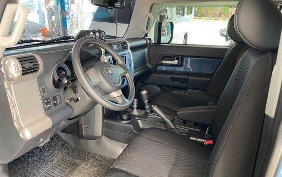 Toyota Fj Cruiser 2015 for sale in Guiguinto-8